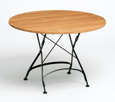 Classic Tisch rund, klappbar
