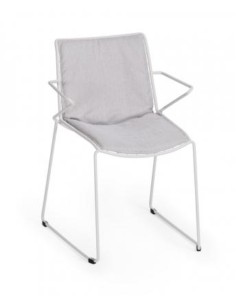Racket Sitz-Rückenpolster für Stuhl und Sessel
