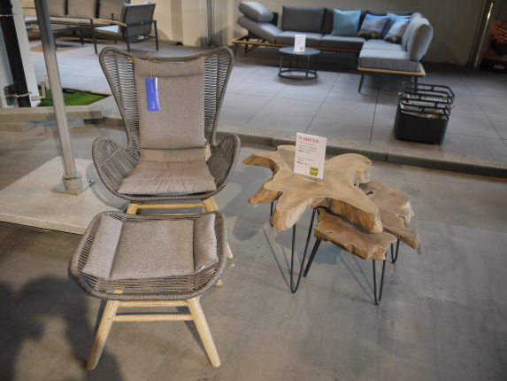 Amalfi Relax Lounge Sessel SALE
