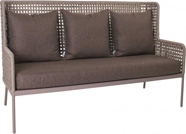Greta Lounge Sofa, champagner