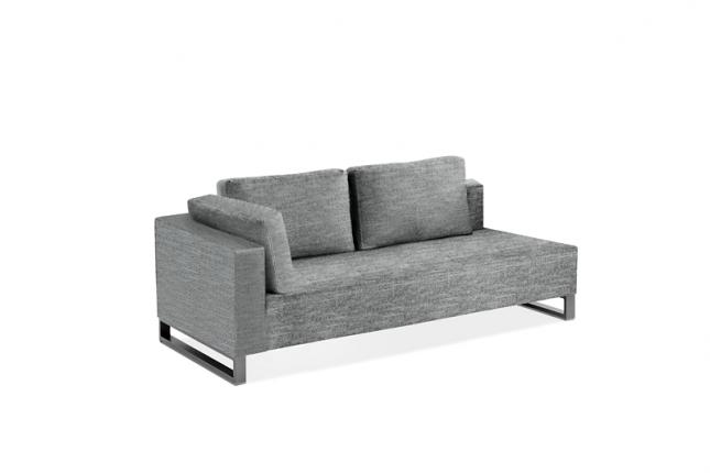Recife 3 Sitzer Sofa rechts mit Armlehne