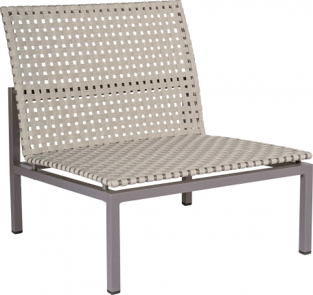 Lucy Lounge Mittelteil, taupe