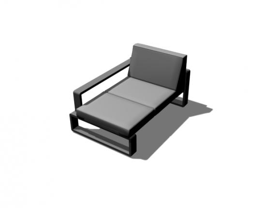 Kama Meridian Sofa Armlehne links