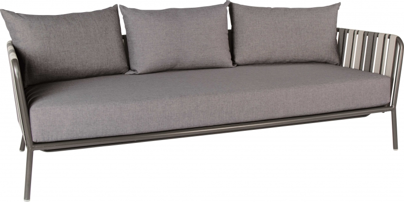 Space 3-Sitzer Lounge Sofa
