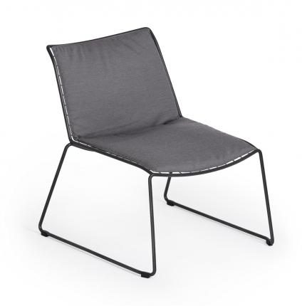 Racket Sitz-Rückenpolster für Lounge Sessel