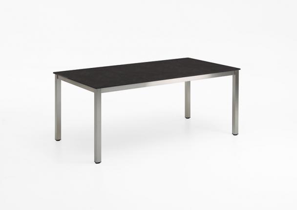 Mandela Tisch, Platte HPL Granit