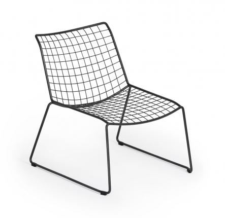 Racket Lounge Sessel, stapelbar