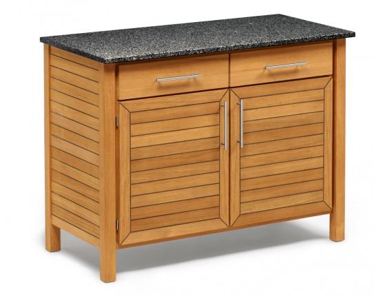 Deck Outdoor Schrank, 2er-Element