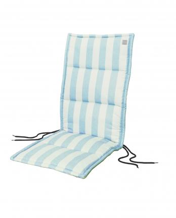 Sitzauflage Blockstreifen 50x120cm