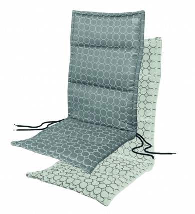 Wende-Sitzauflage Ring 50x120cm