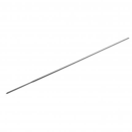 SPIN Erdspieß silber 3-teilig