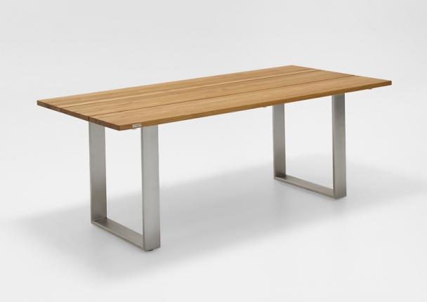 Saint Tropez Tisch, Platte Teak geölt