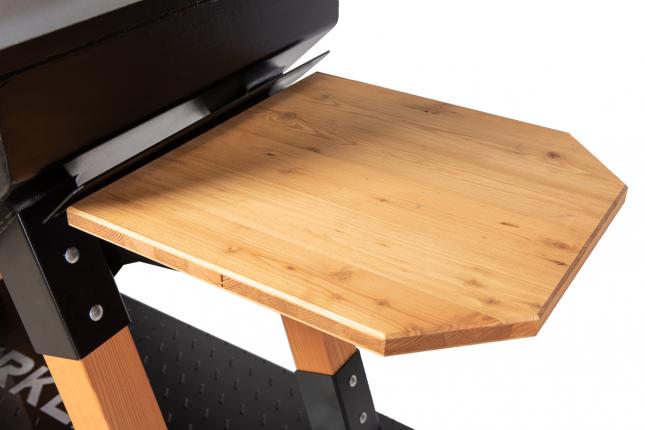 Seitentisch Holz